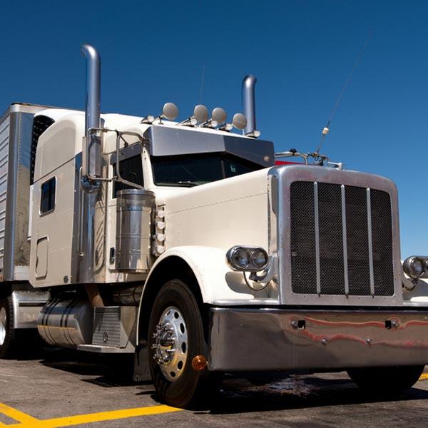 semi truck diesel service vehicle