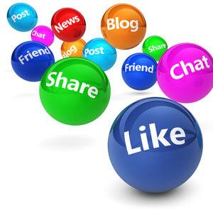 Social Media Term Bubbles